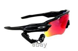 $750 OAKLEY RADAR PACE iPhone Bluetooth Music Coaching Sunglasses OO 9333-01