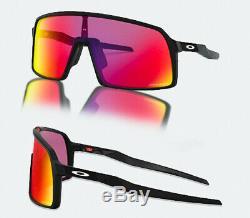 Authentic Oakley 0OO 9406 SUTRO A 940606 MATTE BLACK Sunglasses
