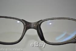 Authentic Oakley Mens Metal-X XX Sunglasses Frames Romeo Juliet Mars Penny Half