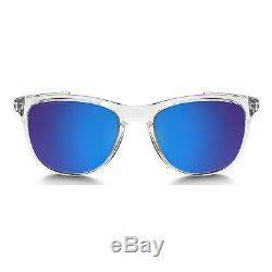 Brand New 2017 Oakley Men Sunglasses OO 9340 05 Trillbe X Sapphire ridium Frame