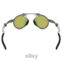 39d9d2edca3 Brand New Oakley Madman Plasma Fire Iridium Polarized Mens Sunglasses Oo6019 -07