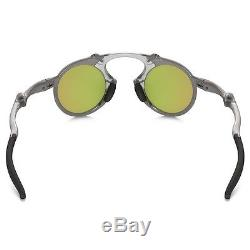 Brand New Oakley Madman Plasma Fire Iridium Polarized Mens Sunglasses OO6019-07