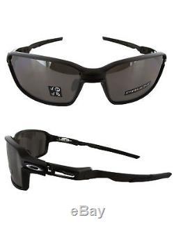 NEW $583 Oakley Mens Carbon Prime Polarized Sporty Sunglasses, Black/Prizm Black