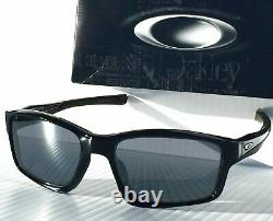 NEW OAKLEY CHAINLINK Black frame w BLACK Iridium Lens Sunglass oo9247-01