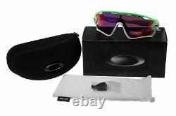 NEW OAKLEY GREEN FADE Collection JAWBREAKER Sunglasses Prizm Road Lens OO9290-15