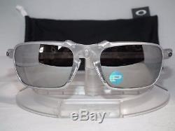 a1ede3e9bf New Oakley Polarized Badman Oo6020-05 X Ti   Chrome Iridium Polarized  X-metal