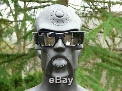 NEW! OAKLEY SI FUEL CELL Sunglasses Matte Black / Black Iridium Molon Labe