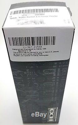 NEW Oakley Bottle Rocket 4.0 RX Prescription Frame Pewter OX3009 11-967 53mm