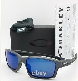 NEW Oakley Chainlink sunglasses Matte Steel Ice Iridium 9247-2057 AUTHENTIC 9247