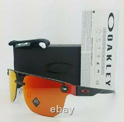 NEW Oakley Chrystl sunglasses Matte Black Prizm Ruby oo4136-0767 AUTHENTIC sport