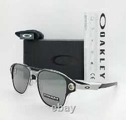 NEW Oakley Coldfuse sunglasses Matte Black Prizm Black oo6042-0152 AUTHENTIC NIB
