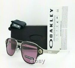 NEW Oakley Coldfuse sunglasses Matte Black Prizm Indigo oo6042-0352 AUTHENTIC