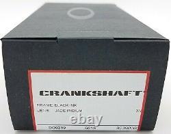 NEW Oakley Crankshaft sunglasses Black Jade Iridium 9239-0260 AUTHENTIC 9239-02