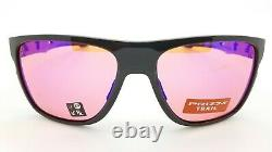 NEW Oakley Crossrange XL sunglasses Carbon Prizm Trail 9360-0358 AUTHENTIC 9360