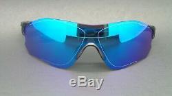 NEW Oakley EV Zero Path Sunglasses Sapphire Fade Frame / Sapphire Iridium Lens