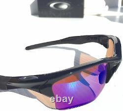 NEW Oakley HALF JACKET 2.0 Xl BLACK G30 PRIZM GOLF Lens Sunglass 9154-49