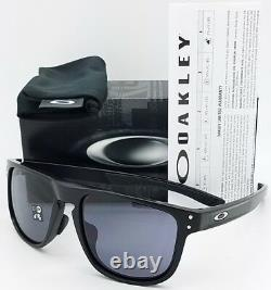 NEW Oakley Holbrook R sunglasses Matte Black Grey 9379-0155 GENUINE Asian Round