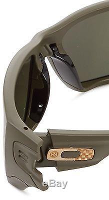 NEW! Oakley Mens Style Switch OO9194 13 Sport Sunglasses, Matte Dark Green