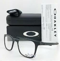 NEW Oakley Milestone 3.0 RX Prescription Frame Satin Black OX8093-0149 49mm 8093