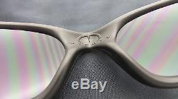 NEW Oakley Minute 1.0 2nd Gen Sunglasses Matte Black / Black Iridium 04-081 USA