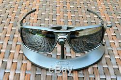 NEW Oakley OO 9266-01 Triggerman Matte Black with Black Iridium Lens Mens Sunglass
