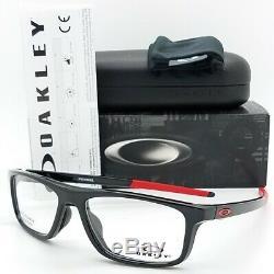 NEW Oakley Pommel RX Prescription Glasses Frame Black OX8127-0455 AUTHENTIC men