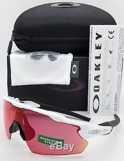 NEW Oakley Radar EV Pitch sunglasses White Prizm Field 9211-04 Baseball GENUINE