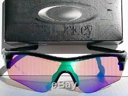 NEW Oakley Radarlock BLACK w PRIZM GOLF Lens Sunglass oo9181-42