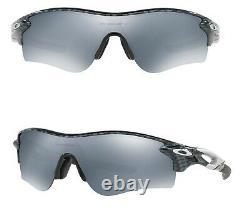 NEW Oakley Radarlock Path sunglasses Carbon Fiber Slate 9206-11 AUTHENTIC Asian