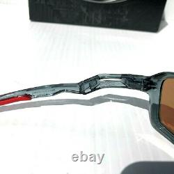 NEW Oakley SIPHON Crystal Ducati Red POLARIZED PRIZM RUBY Sunglass 9429-03