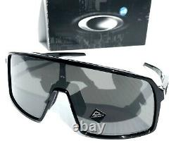 NEW Oakley SUTRO Polished BLACK with PRIZM BLACK Lens Sunglass mahomes 9406-01