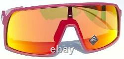 NEW Oakley SUTRO Red Metallic Vampirella Prizm Ruby with Case Sunglass 9406