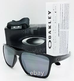 NEW Oakley Sliver XL Sunglasses Polished Black / Black Iridium 9341-05 AUTHENTIC