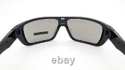 NEW Oakley Straightback Sunglasses Black Prizm Grey 9411-0127 Straight Wrap NIB