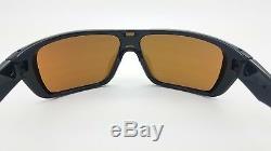 NEW Oakley Straightback sunglasses Black 24k Ird Gold 9411-0227 Straight 9411-02
