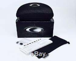NEW! Oakley Sunglasses Men's Flak Jacket XLJ Polished White / G30 Iridium 03-908