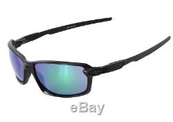 NEW Oakley Sunglasses OO9302-07 Carbon Shift Matte Black Frame Jade Iridium Lens