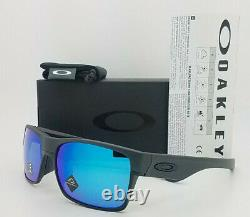 NEW Oakley Sunglasses Two Face Steel Prizm Sapphire AUTHENTIC 9256-1460 two face