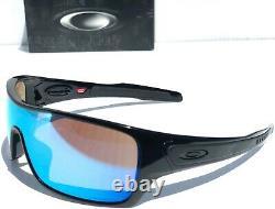 NEW Oakley TURBINE ROTOR Black POLARIZED PRIZM Deep Water H20 Sunglass 9307-08