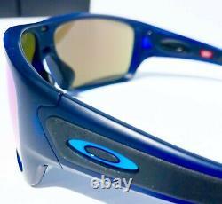NEW Oakley TURBINE ROTOR Blue translucent PRIZM Sapphire Sunglass 9307-25