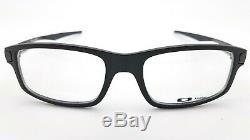 NEW Oakley Trailmix RX Prescription Frame Satin Black OX8035-0152 8035 52mm NIB