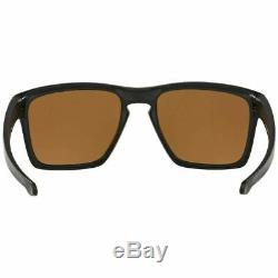 New Authentic Oakley Sliver XL Unisex Sunglasses 24k Gold Iridium Lens OO9341 07