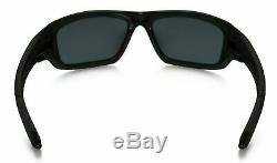 New Authentic Oakley Valve Sunglasses Deep Blue Polarized Lens OO9236-12