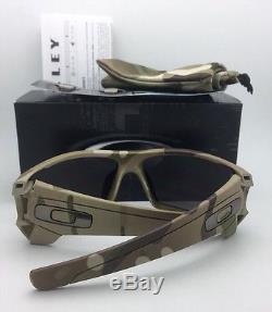 e34484fc86 New Oakley Sunglasses Batwolf Oo9101-34 Multi-cam Camo Frame With Warm Grey  Lens