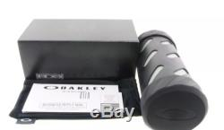 New! Oakley Badman MAN Sunglasses Plasma / Sapphire Iridium Polarized OO6020-04