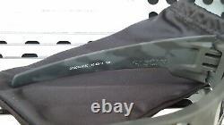 New Oakley GASCAN 9014-6160 Sunglasses Matte Black Camo with Prizm Black Polarized