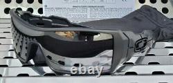 New Oakley OIL RIG 9081-0328 Sunglasses Matte Black with Prizm Black Lenses