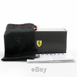 New Oakley OO9189 20 Scuderia Ferrari Twoface Sunglasses Matte Black Fast Ship