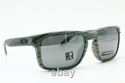 New Oakley Oo9102-h155 Holbrook Ivory Wood Authentic Frames Sunglasses 57-18