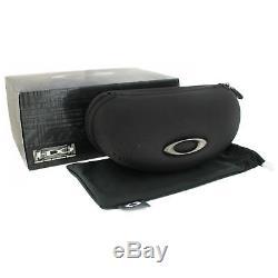 New Oakley Radar EV Path Sunglasses OO9208-19 Fire Iridium Polished Black Frame